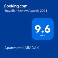 Apartment KARADAK, hotel em Kriva Palanka