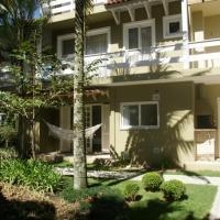 Apartamento 38 RISC - Condomínio c/ Pé na Areia, 2 Quartos c/ Ar Split, 2 Bwc, Churrasq