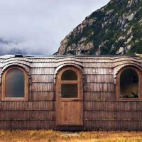 Chalet The Wee Cob House-4