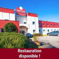 Best Hotel Lyon - Saint Priest, hotel in Saint-Priest
