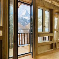 Chalet Bergheimat Zermatt