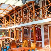 Hostería Chukirawa, hotel em Quilotoa