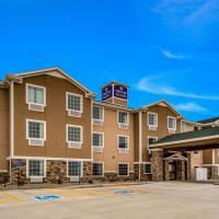 Cobblestone Hotel & Suites - Cozad, Hotel in Cozad