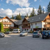 Art Hotel Kristal, hotel in Bohinj