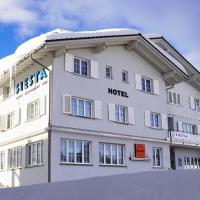 New Goggeien Lodge, hotel in Flumserberg