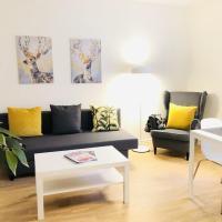 Adnana - Fredericiagade Hotel Apartment, hotel near Aalborg Airport - AAL, Aalborg