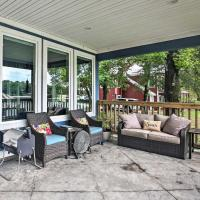Lakefront Home with Outdoor Living Area, Kayaks, Dock