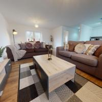 Srk Serviced Accommodation Peterborough, 2 Bedroom Luxury Apartment, Business, Leisure, Contractors