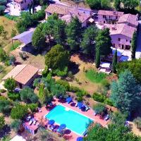 Agriturismo Camiano Piccolo, hotell i Montefalco
