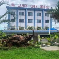 James Cook Hotel, hotel in Suva