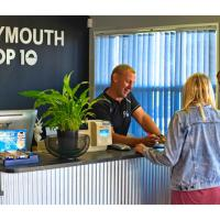Greymouth Seaside TOP 10 Holiday Park, hotel in Greymouth