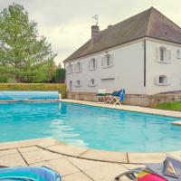 New La Sérénité superb house with heated pool Separate apartment can be added, hotel in Chagny