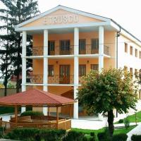 Hotel Etrusco, hotel in Gherla