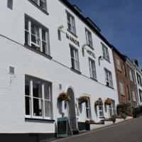 Manor Hotel, hotel in Exmouth