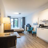 UtrechtCityApartments – Weerdsingel, hotel in Noordoost, Utrecht