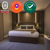 Belvedere Hotel Parnell Square, ξενοδοχείο στο Δουβλίνο