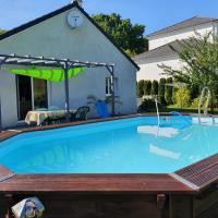 1 chambre privative ds maison à Montfaucon 10 minutes de Besancon
