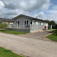 2-Bed lodge in Ely