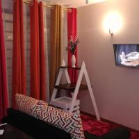 May studio apartment near JKIA Airport with a panoramic Airport View
