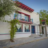 Casa Maru Hotel, hotel en Parras de la Fuente