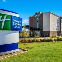 Holiday Inn Express & Suites Tulsa East - Catoosa, an IHG Hotel, Hotel in Catoosa