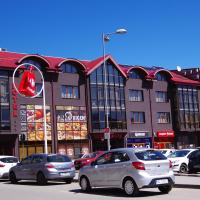 Hotel Oxigen Petrosani, hotel in Petroşani