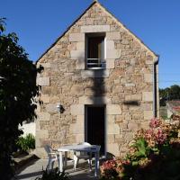 Maison bretonne avec WIFI, jardin à 200m de la plage à Ploumanac'h PERROS-GUIREC - Réf 937