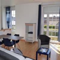 Appartement rénové avec terrasse et jardin à 800m plages et centre de TREGASTEL - Réf 45