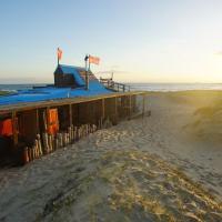 Narakan, hotel in Cabo Polonio