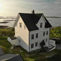 Finnøya with 180* Atlantic veiw, hotell på Finnøy