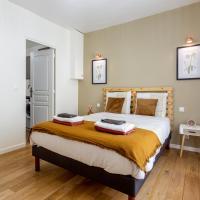 StayLib - Lovely 2 rooms porte de Montmartre