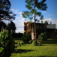Pinares al Alba, отель в городе Альмафуэрте