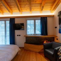 Sport Hotel Alpina, отель в Мадезимо