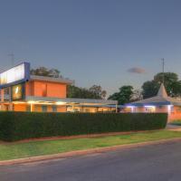 Binalong Motel, hotel em Goondiwindi