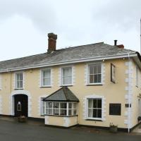 The Bradworthy Inn, hotel in Holsworthy