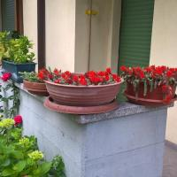 B&B Villa Rosella Appartamento completo di camera matrimoniale e 2 letti singoli, hotel a Villanuova sul Clisi