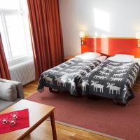 Hotell Kebne, hotel in Kiruna