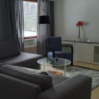 Apartment Matti, отель в Хямеэнлинна