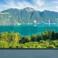 Exklusives Chalet mit traumhafter See- und Bergsicht