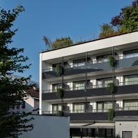 Stadthotel EGGERBRÄU, hotel in Imst