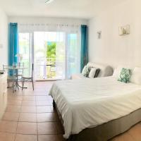 Stunning beach studio apartment in St Maarteen