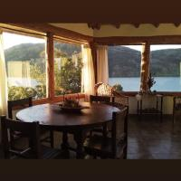 Cabañas EL MUELLE Lago Mosquito - Cholila, Chubut