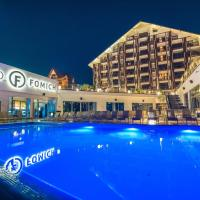 F&B Spa Resort (ex. Fomich Hotel), hotel in Bukovel