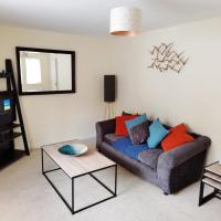Lakeside: Argosy 3bed house 2bath parking M27 J5 Southampton Airport sleeps 6, hotel in Southampton