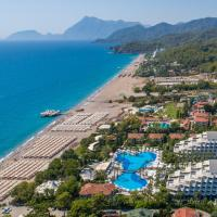 Queen's Park Tekirova Resort & Spa, отель в Текирове