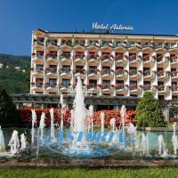 Hotel Astoria, hotel in Stresa