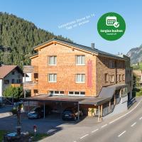 Alpine Lodge Klösterle am Arlberg, hotel in Klösterle