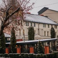 Готельно-ресторанний комплекс Гетьман, готель у місті Чортків