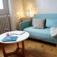 studio dans maison de ville, hotel sa Angers
