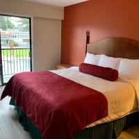Windsor Motel, hotel em Hope